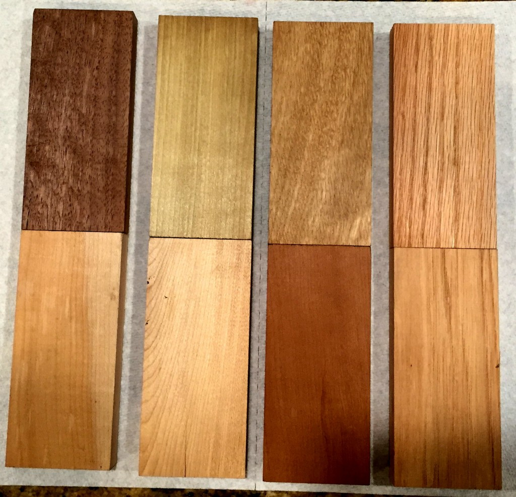 hardwoods available in the greater Cleveland area for woodworking projects