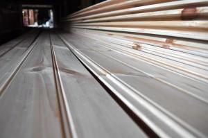 Lap siding