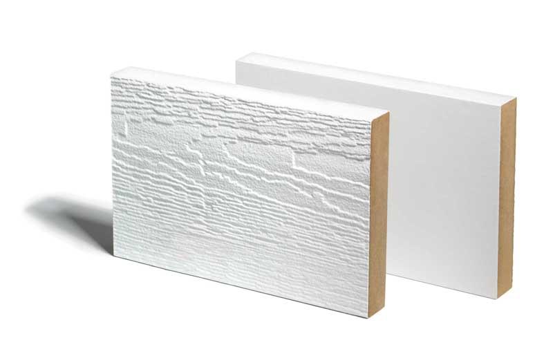 composite wood and vinyl exterior trim